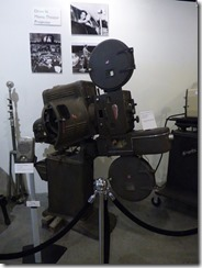 Old Movie Projectors, Museum of Western Film History, Lone Pine CA