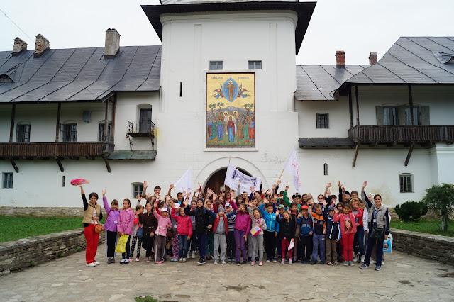 20 August - Excursie la Mrea Neamț - Zimbrărie - Cetatea Neamțului - Casa Ion Creangă