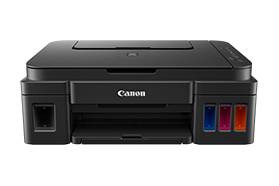 Reset Canon G3100 printer's Ink Pad at the end of it service life error
