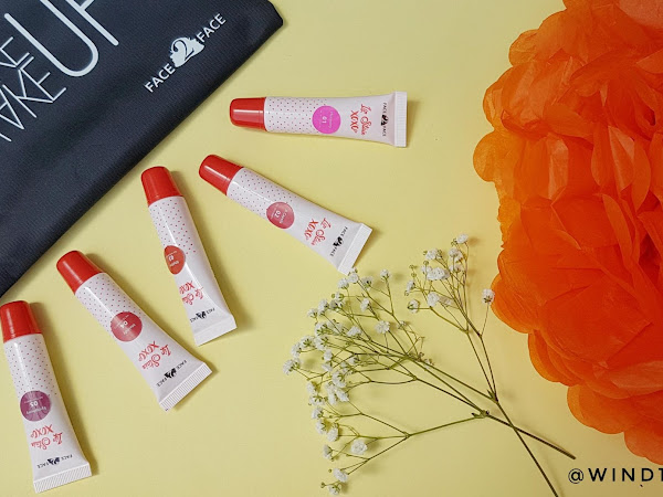 [Review] Face2Face Cosmetics Lip Stain XoXo