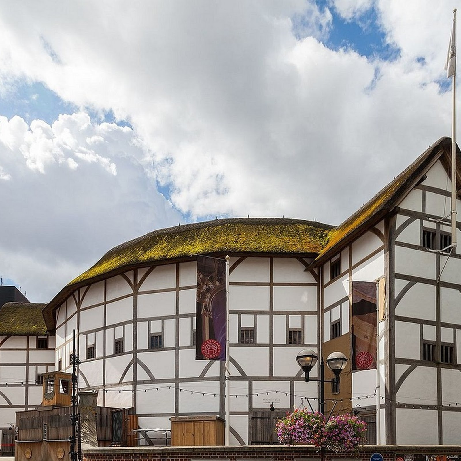 The Theater That Shakespeare Stole
