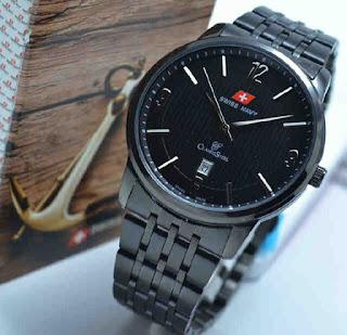 jam tangan Swiss Navy CH8942