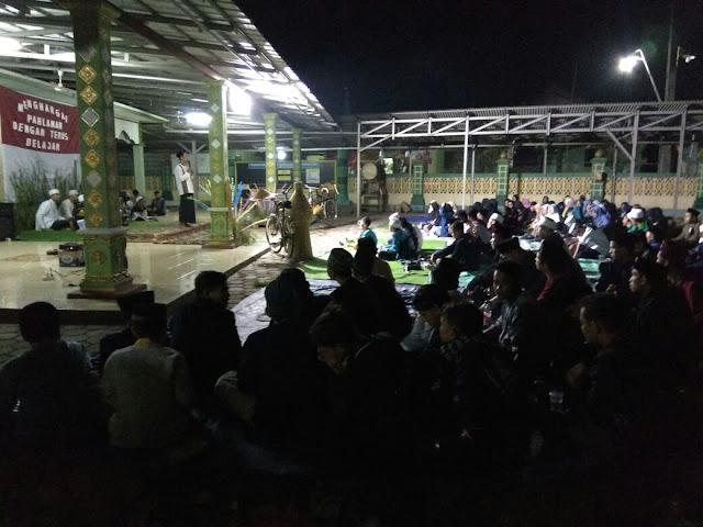 Komunitas SIABANG Gelar Dzikir dan Do'a untuk Pahlawan