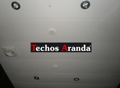Presupuestos techos cocinas Madrid