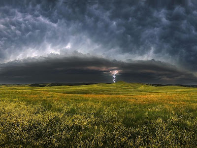 Storm Clouds - South Dakota, United States (2009)