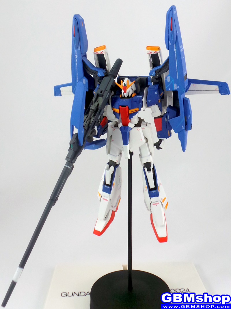 Gundam FIX Figuration #0024 MSZ-006 Z GUNDAM #0019 FXA-05D G-Defenser Super Zeta