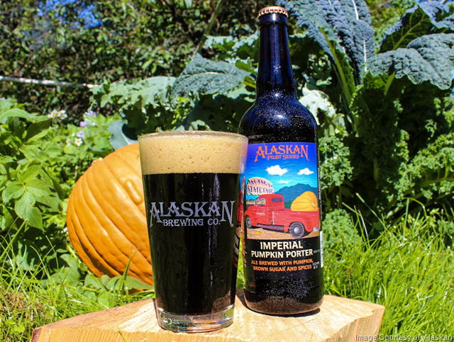 Alaskan Imperial Pumpkin Porter Coming To Pilot Series