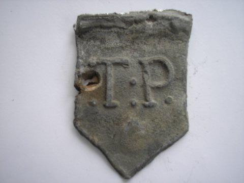Naam: Tammo PostPlaats: in de prov.Jaartal: 1850