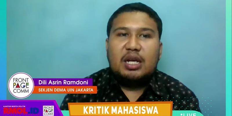 Dema UIN Jakarta: Kampus Sudah Jadi Perpanjangan Tangan Pemerintah
