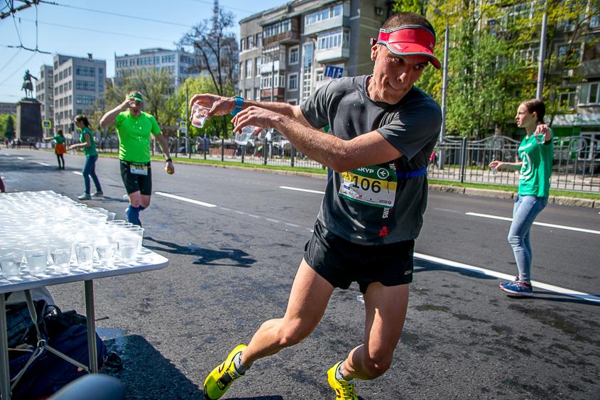Фотографии. Всеукраїнські змагання V Харківський міжнародний марафон (ІV)