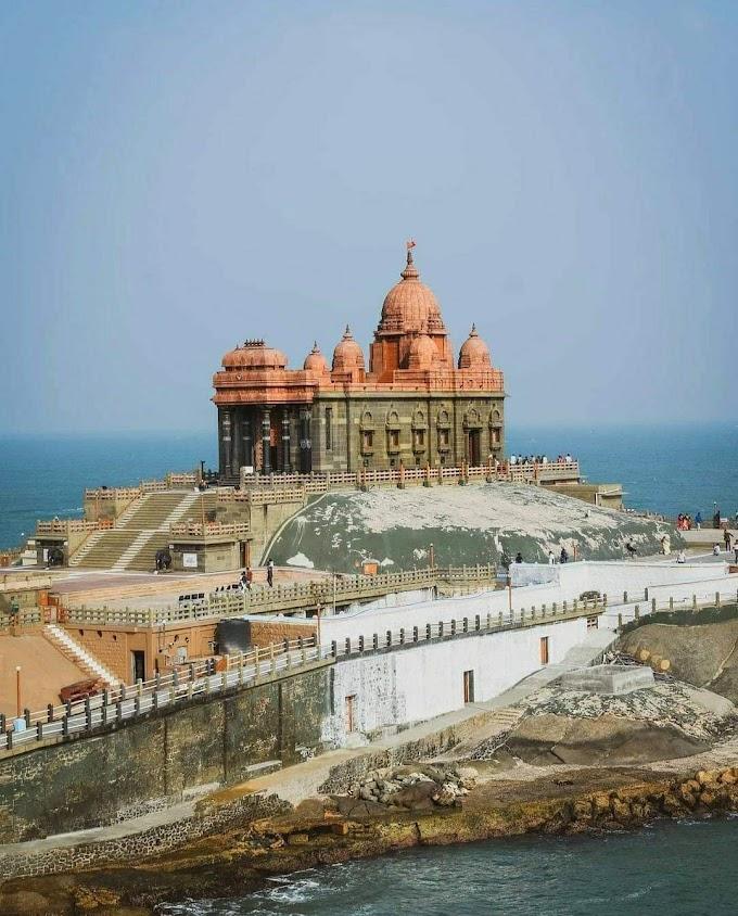 Vivekananda Rock Memorial Kanyakumari Tamil Nadu
