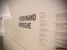 Where it all started with a great man - Ferdinand Porsche