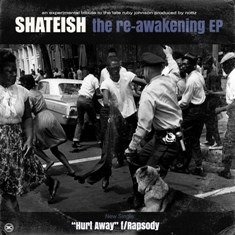 shateish The Re-Awakening Final Artwork