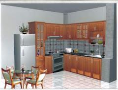 Tủ bếp đẹp MS-102