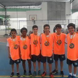 Torneio Esportivo - 2017