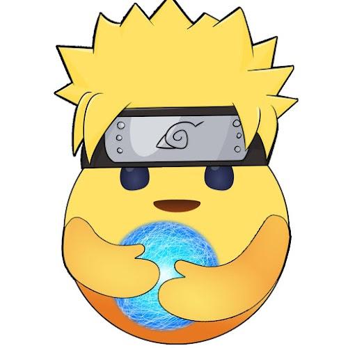 Ảnh chế Facebook icon Thương Thương Naruto