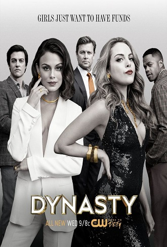 Dynasty Season 4 Complete Download 480p & 720p All Episode