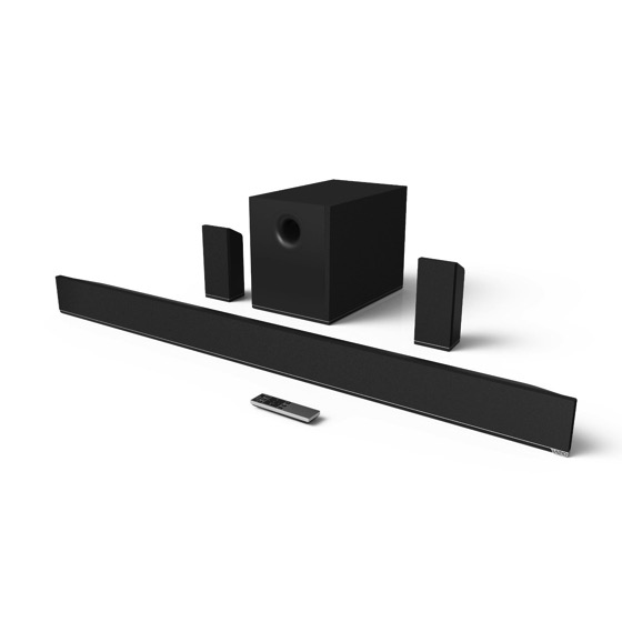 VIZIO S5451w-C2 5.1 Channel Sound Bar with Subwoofer and Surrounds