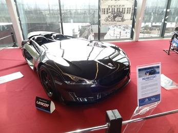2018.12.11-071 Les Grandes Heures de l'Automobile Peugeot EX1 (records de 2010)