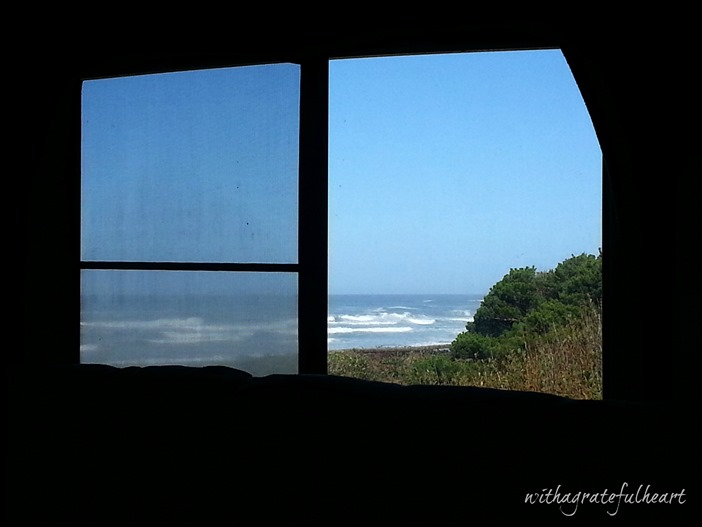 Tillicum Beach - Through the Window