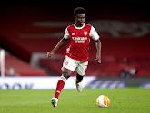 Bukayo Saka optimiste pour le match retour
