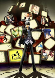 Persona 4 The Animation: No One is Alone P4A