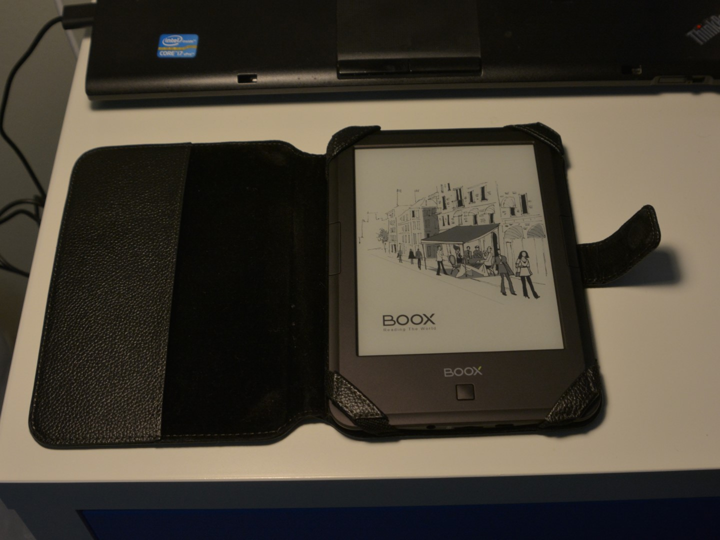 Onyx Boox C67ML with Cheap Kindle Cover