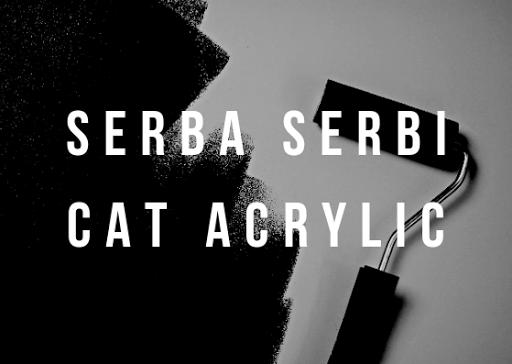 art therapy ideas serba serbi cat acrylic
