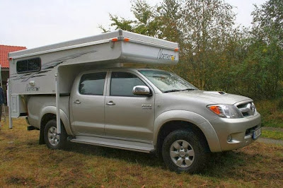 600SS Toyota Hilux