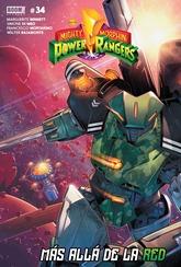 Actualización 04/01/2019: ¡A metamorfosearse o Mórfosis, amigos! Traemos el número 34 de los MMPR por SentaiRider del Mundo Tokusatsu. A medida que las fuerzas oscuras se unen alrededor de este nuevo equipo de Power Rangers, se enfrentan al enemigo siniestro que ha estado planeando en secreto su caída ... y la de todo el universo.