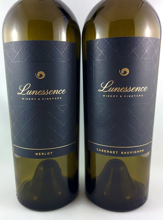 Lunessence Winery reds