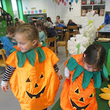Halloween bij juf Liesbeth whawhawha