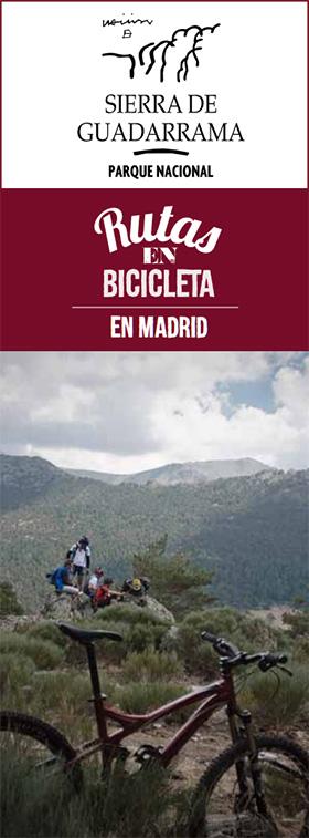 Rutas en bici por el Parque Nacional de la Sierra de Guadarrama