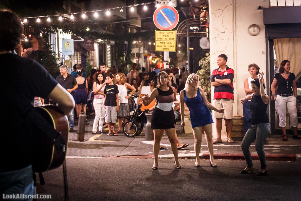 Музыкальная ночь блошиного рынка