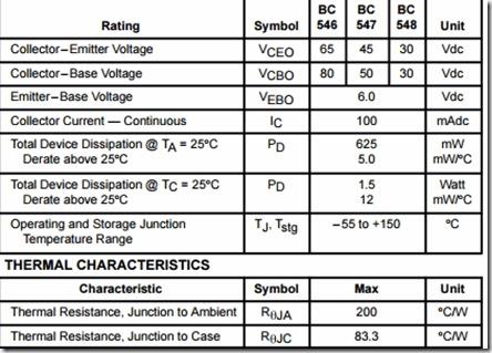 bc548-maximum-rating-thermal