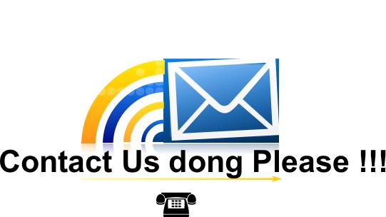 Halaman kontak blog