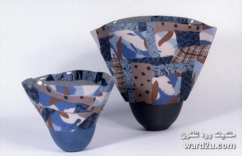 اعمال الخزافة الفرنسية Judith de Vries