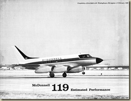 1 Model 119 Performance
