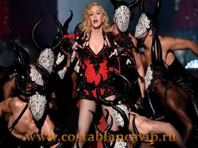 Madonna, Barcelona, Rebel Heart Tour, 2015, Palau Sant Jordi, CostablancaVIP, Мадонна, концерт в Барселоне, Барселона, Дворец Сант Жорди, концерт в Испании, мировой тур Мадонны 2015