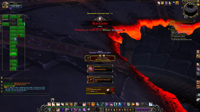 World of Warcraft - Blackhand's Severed Arm