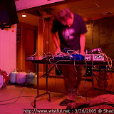 Xome at Uberkunst 10th Anniversary Show - Mar 26, 2005