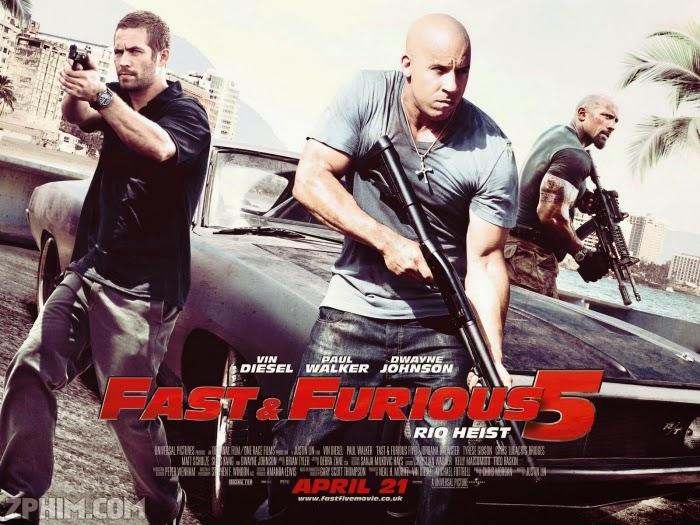 Ảnh trong phim Quá Nhanh Quá Nguy Hiểm 5: Phi Vụ Rio - Fast Five 1