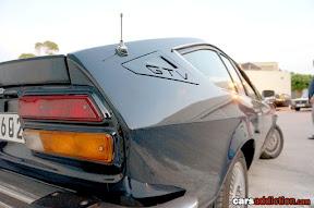Alfa Romeo GTV Rear