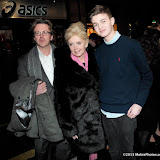 WWW.ENTSIMAGES.COM -      Sally Meen arriving at   42nd Street - charity gala The London Palladium, Argyll Street, London March 17th 2013                                                   Photo Mobis Photos/OIC 0203 174 1069