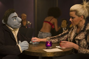 Elizabeth Banks stars in The Happytime Murders Courtesy of STXfilms