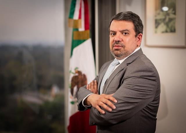 JORGE NUÑO LARA, NUEVO  SUBSECRETARIO DE INFRAESTRUCTURA