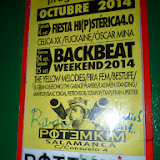 BACKBEATWeekend201424Y25DeOctubreDe2014THEYELLOWMELODIES