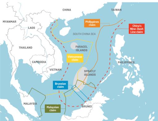 Klaim Laut China Selatan