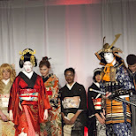 the japanese fashion show in Mississauga, Ontario, Canada