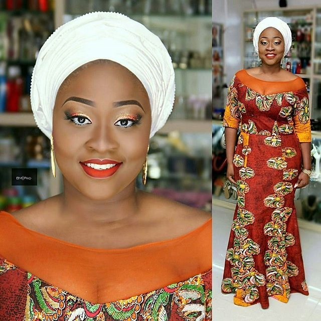 beautiful ankara dresses (10)
